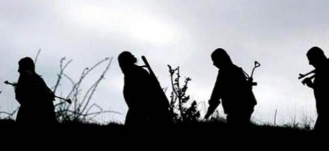 PKK'lı teröristlerin şok eden telsiz konuşmaları