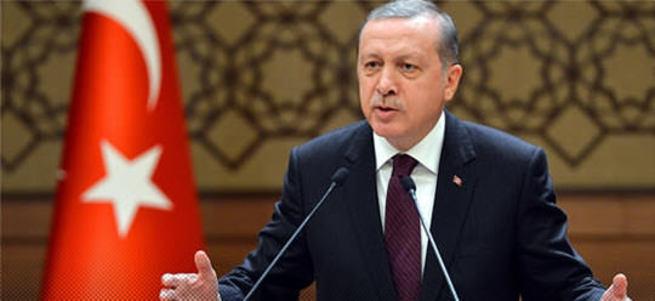 Erdoğan muhtarlar buluşmasında konuştu