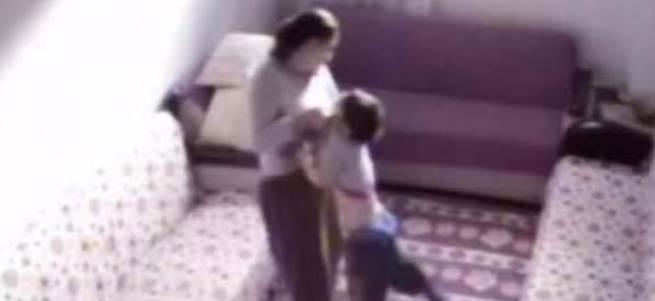 İşkence gören o çocukların öz annesi konuştu