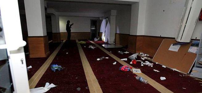 Fransa'da Müslümanlara çirkin saldırı