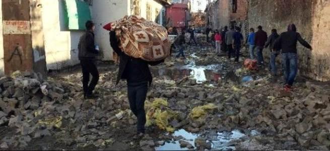 PKK halkın malına çöküyor!