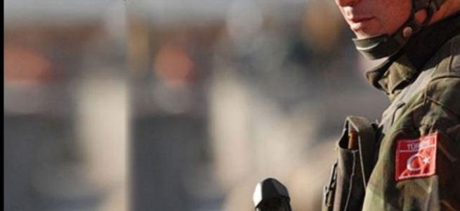 Teröristlerden alışverişten dönen uzman çavuşa silahlı saldırı