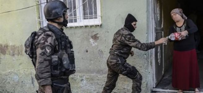 Diyarbakırlı Mehtap'tan polise duygulandıran mektup