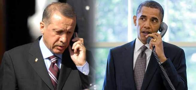 Obama Erdoğan'ı dinletti iddiası
