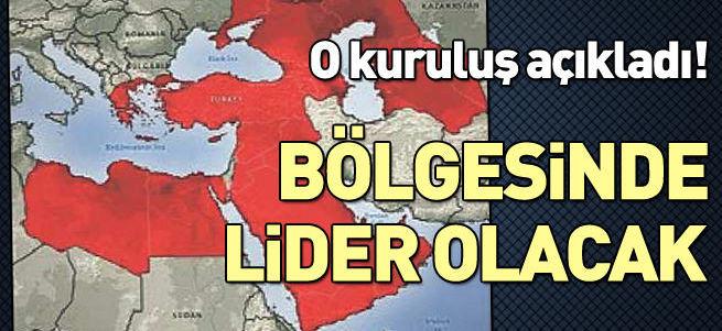 Stratfor'dan Türkiye için 2016'da bölgesel liderlik tahmini