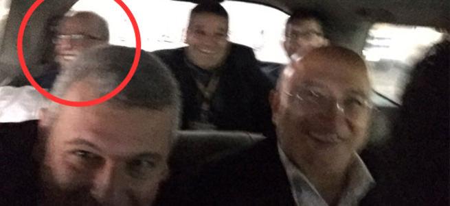 Hasan Karakaya'nın vefatından 20 dakika önce çekilmiş fotoğrafı