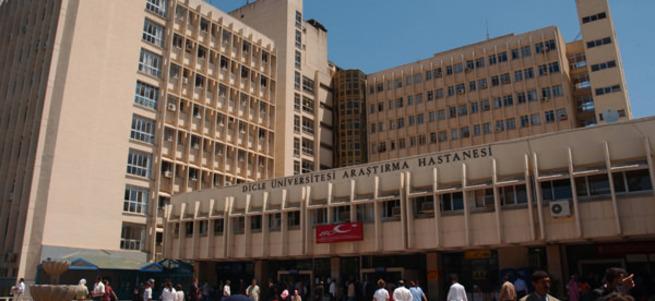 Hastane değil, PKK karargahı