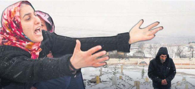 'Elin kırılsın PKK'