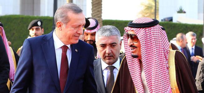 Suudi Arabistan'dan Türkiye'ye müthiş teklif