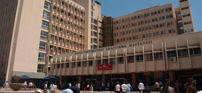 Dicle Üniversitesi Tıp Fakültesi terörist kampı olmuş!
