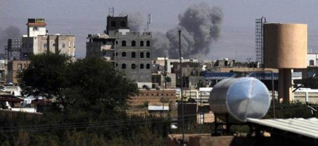 'Suudi jetleri İran büyükelçiliğini vurdu' iddiası