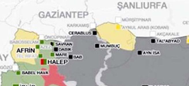 PKK Fırat'ın batısını zorluyor