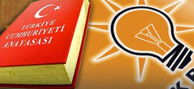 Yeni anayasa için çifte metin önerisi