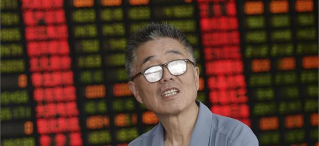 Piyasalara Çin işkencesi
