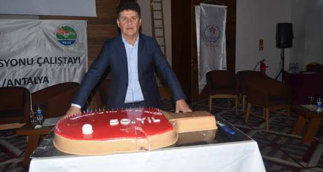 Türkiye Masa Tenisi Federasyonu Başkanı Oktay Çimen:   Dünyada ilk 6 içindeyiz!  Hedefimiz Rio Olimpiyatları!