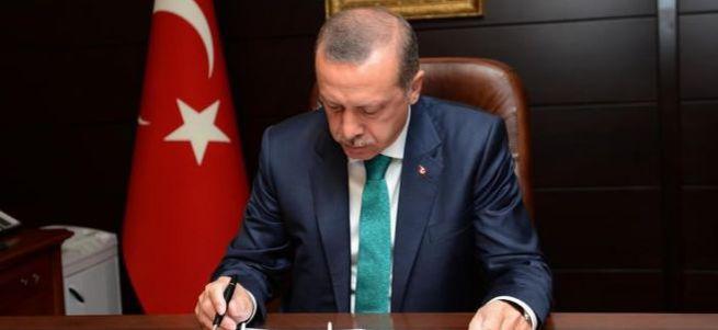 Erdoğan'dan Asya Altyapı Yatırım Bankası'na onay