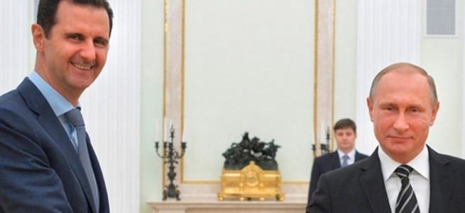 Putin: Esad bize sığınabilir