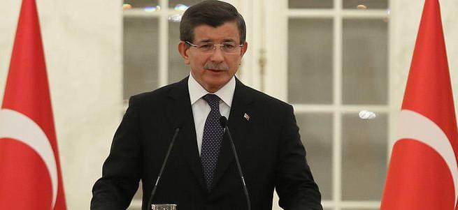 Başbakan Ahmet Davutoğlu'ndan önemli açıklamalar