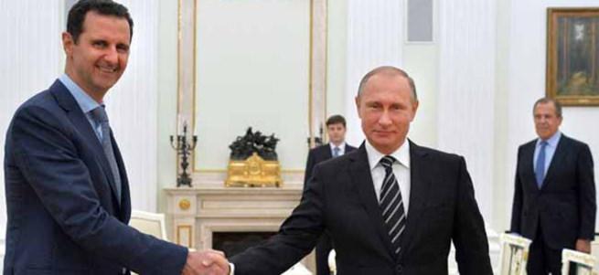 Rusya vuracak Esad üstlenecek
