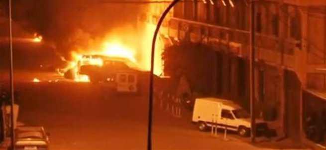 Burkina Faso'da otele saldırı: 20 ölü