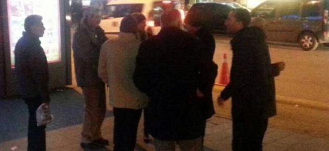 Diyarbakırlılar terör eylemine destek vermedi!