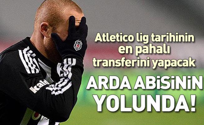 Atletico Madrid Gökhan Töre'yi alıyor
