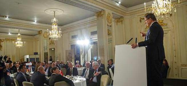 Başbakan Londra'da konuştu!