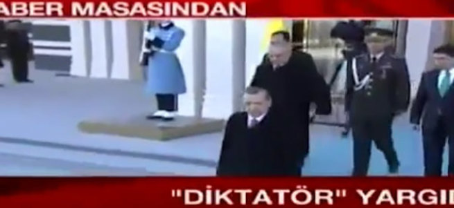 Yine CNN Türk yine skandal!
