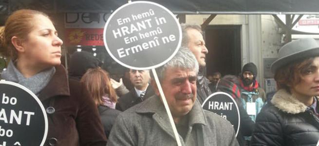 Hrant Dink ölümünün 9. yılında anılıyor