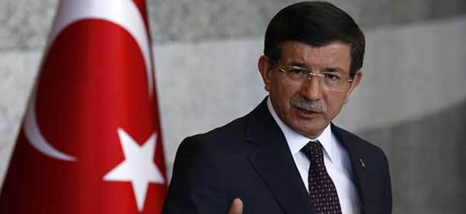 Başbakan Davutoğlu'ndan Suriye açıklaması