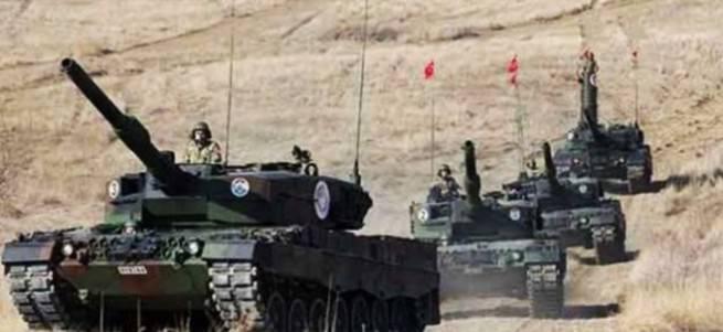 Türkiye Suriye'ye girdi iddiası