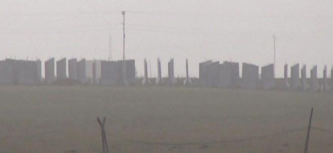 TSK sınıra 3 metrelik duvar örüyor