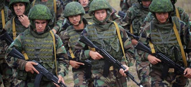 Rus askerleri sınırımıza konuşlandı