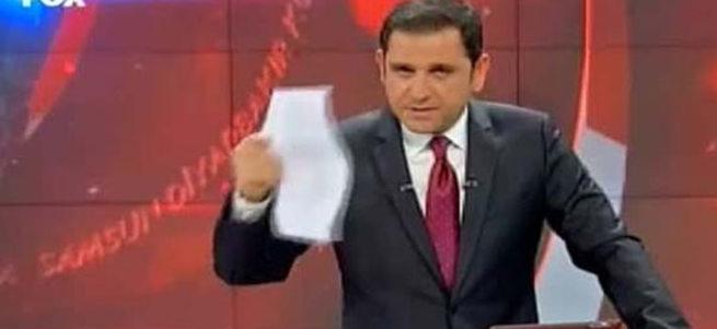 MHP'den Fatih Portakal'a: Fox TV'nin soytarısı!