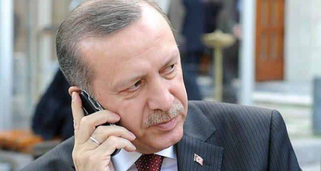 Cumhurbaşkanı Erdoğan'dan Mustafa Koç için taziye