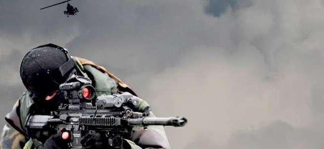 PKK'nın 13 keskin nişancısından 5'i vuruldu