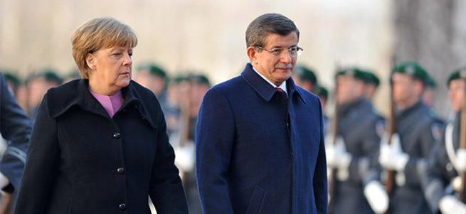 Ahmet Davutoğlu, bir ilke başkanlık etti!