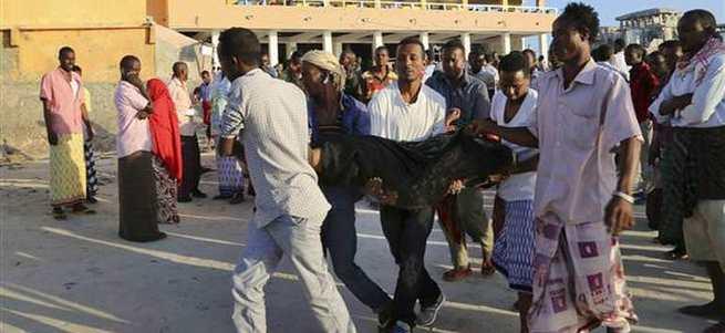 Restorana kanlı saldırı: 30 ölü