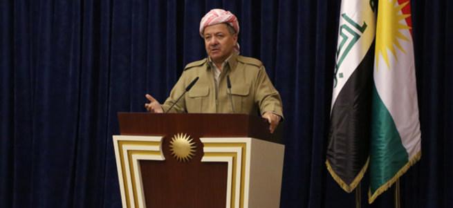 Barzani: Bu yıl zor geçecek