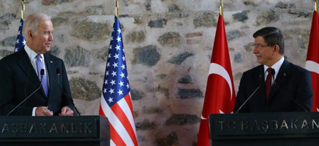 Davutoğlu: 'DAEŞ, PKK, NUSRA arasında fark görmüyoruz'
