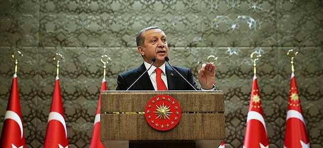Erdoğan: Müslüman aynı delikten iki defa ısırılmaz