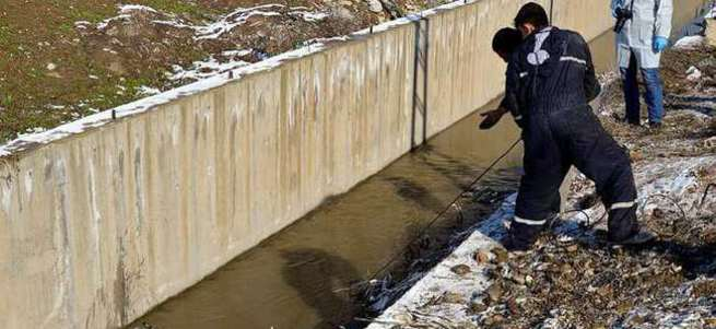 Kayıp çocuğun cesedi su kanalında bulundu