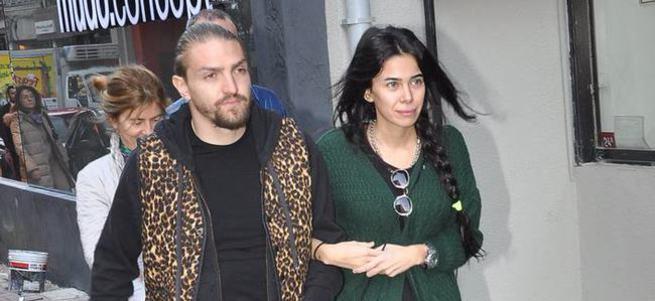 Caner Erkin ile Asena Erkin tek celsede boşandı