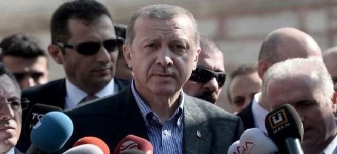Erdoğan: Bunların hepsi yalan