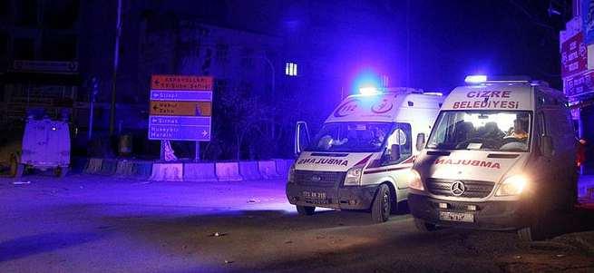Şırnak Valiliği: 10 ambulans bekletildi kimse gelmedi