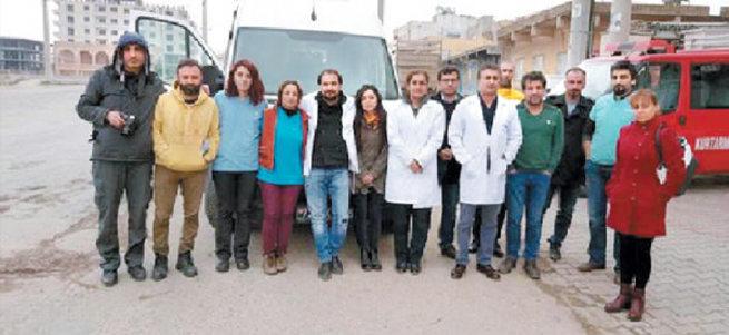Demirtaş'ı kurtardı sıra teröristlerde
