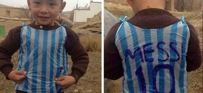 Küçük Messi'ye Barcelona'dan davet