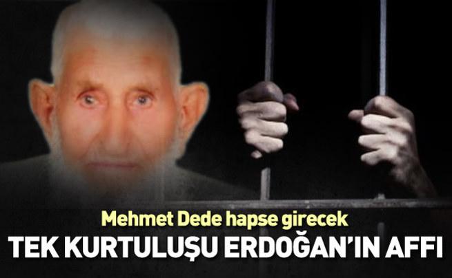 Mehmet dedenin tek kurtuluşu Cumhurbaşkanı affı