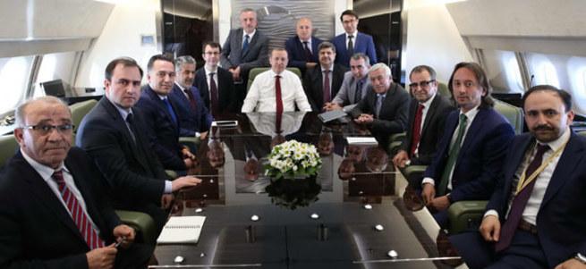Cumhurbaşkanı Erdoğan: Irak'taki hatayı Suriye'de yapmayız