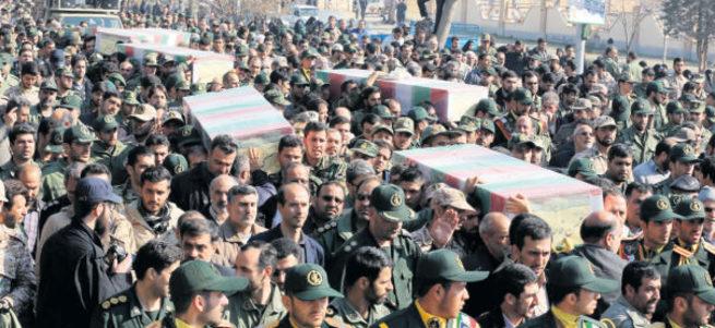 Suriye'de 26 İran askeri öldürüldü